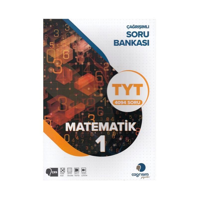 Çağrışım Yayınları TYT Matematik 1 Soru Bankası