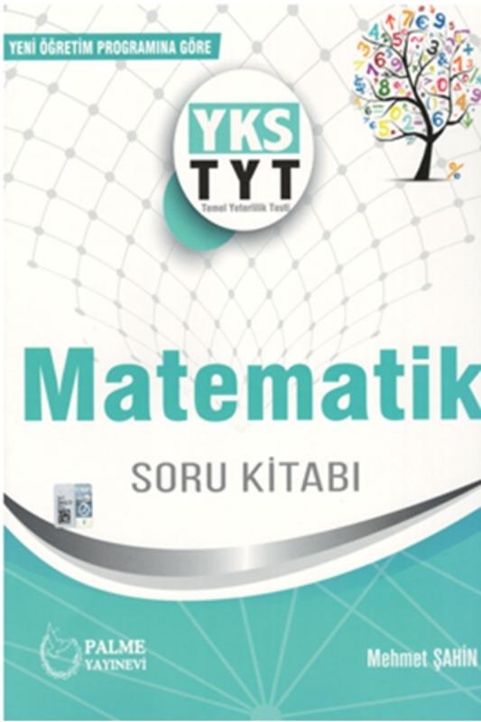 TYT Matematik Soru Kitabı Palme Yayınları