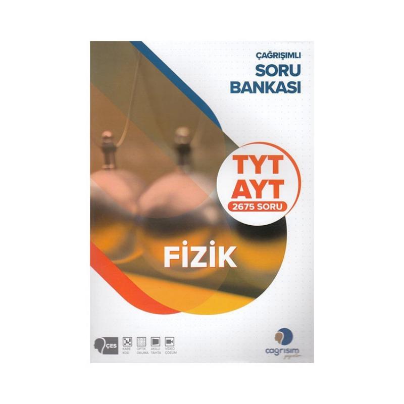 Çağrışım Yayınları TYT AYT Fizik Soru Bankası