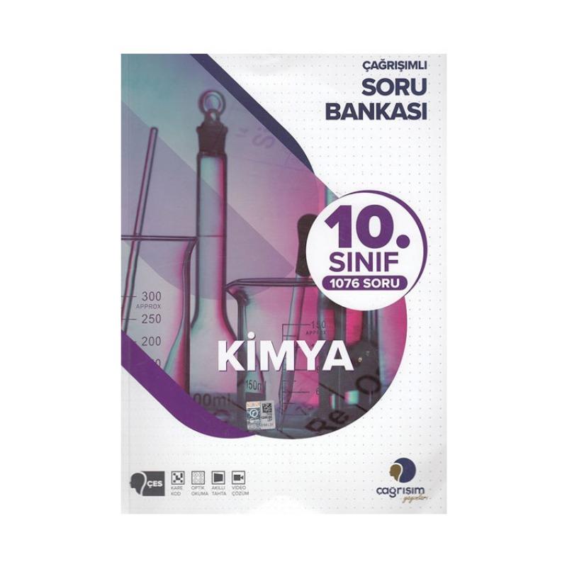 Çağrışım Yayınları 10. Sınıf Kimya Soru Bankası