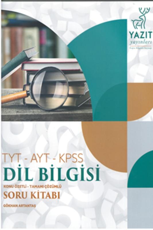 TYT AYT KPSS Dil Bilgisi Konu Özetli Tamamı Çözümlü Soru Bankası