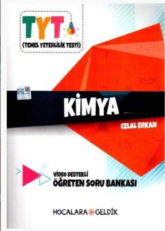 Hocalara Geldik TYT Kimya Video Destekli Öğreten Soru Bankası