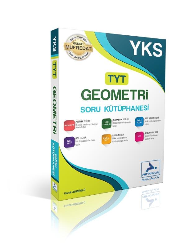 Tyt Geometri Soru Kütaphanesi Paraf Yayınları