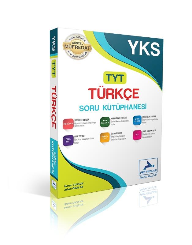 Paraf Yayınları TYT Türkçe Soru Kütüphanesi