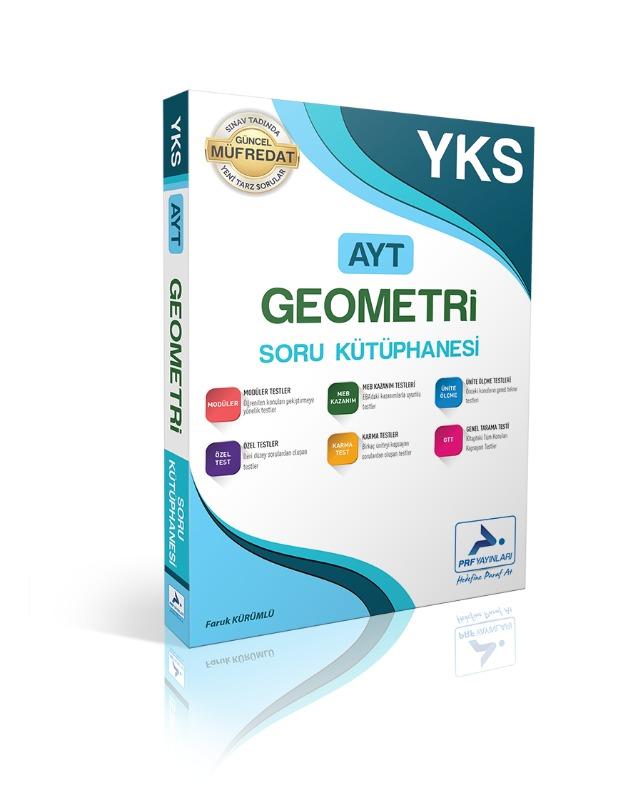 AYT Geometri Soru Kütüphanesi Paraf Yayınları