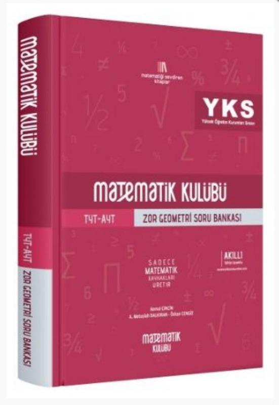 Matematik Kulübü TYT AYT Zor Geometri Soru Bankası