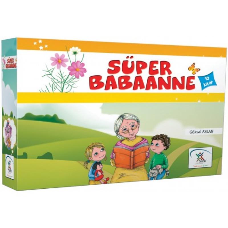 Süper Babaanne (10 Kitap) 5Renk Yayınları