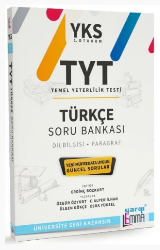 Yargı Lemma TYT Türkçe Soru Bankası