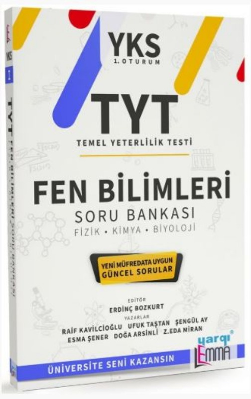 Yargı Lemma TYT Fen Bilimleri Soru Bankası