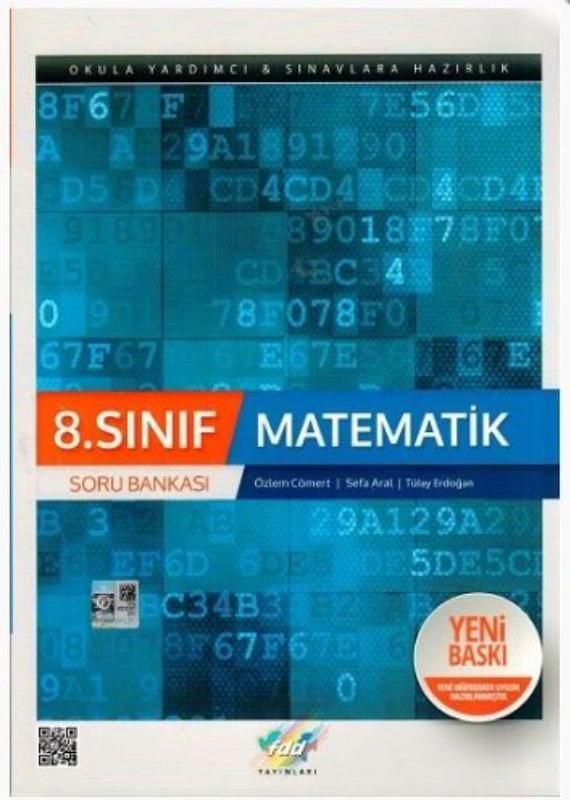 FDD Yayınları 8.Sınıf Matematik Soru Bankası