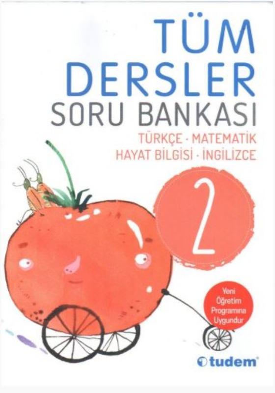 Tudem Yayınları 2. Sınıf Tüm Dersler Soru Bankası