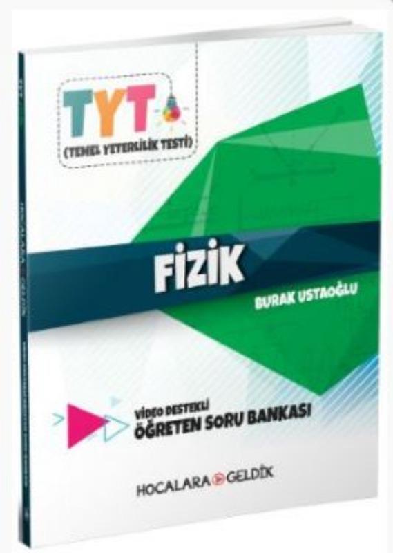 Hocalara Geldik TYT Fizik Video Destekli Öğreten Soru Bankası