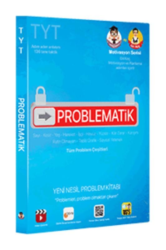 Tonguç Akademi YKS 1. Oturum TYT Problematik Kitabi