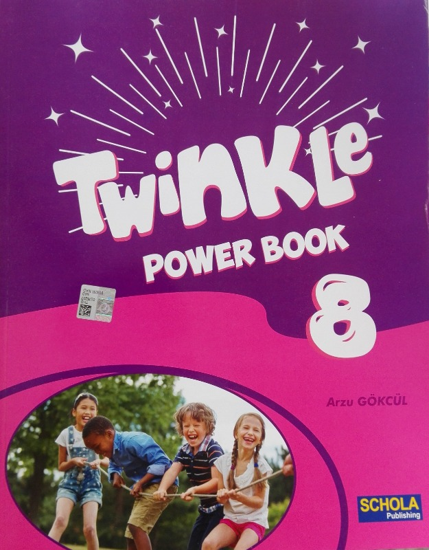 Schola Publishing Twinkle Power Book 8