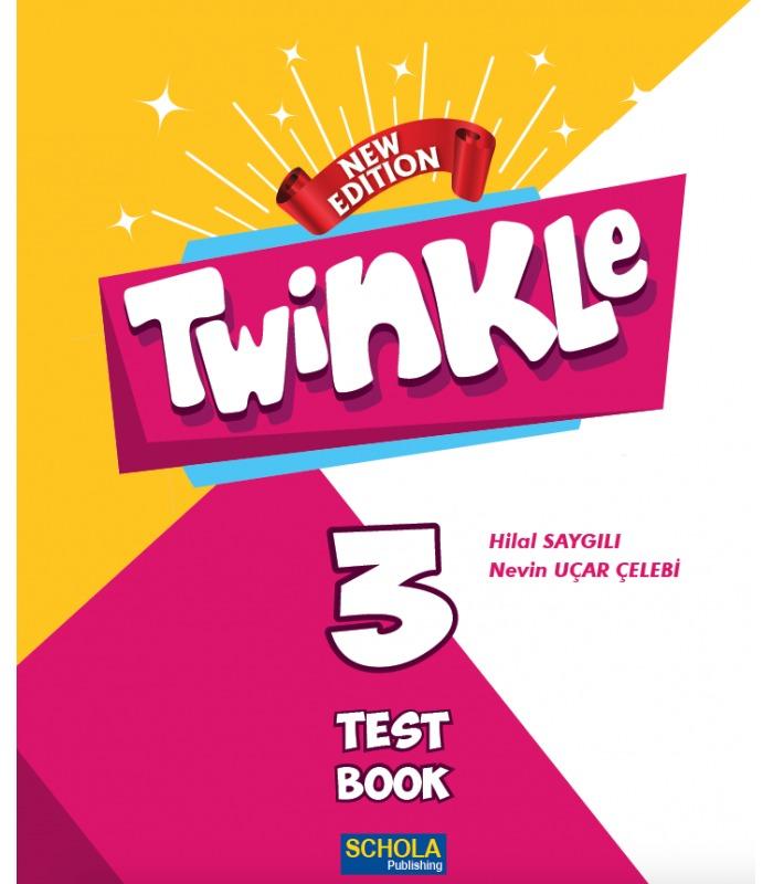 Schola Publishing 3. Sınıf Twinkle Test Book