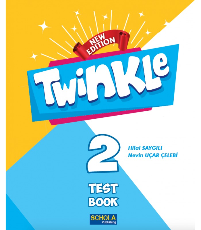 Schola Publishing 2. Sınıf Twinkle English Book