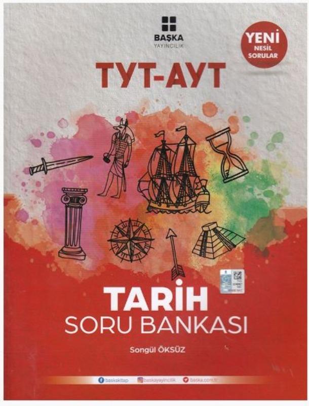 Başka Yayıncılık TYT AYT Tarih Soru Bankası