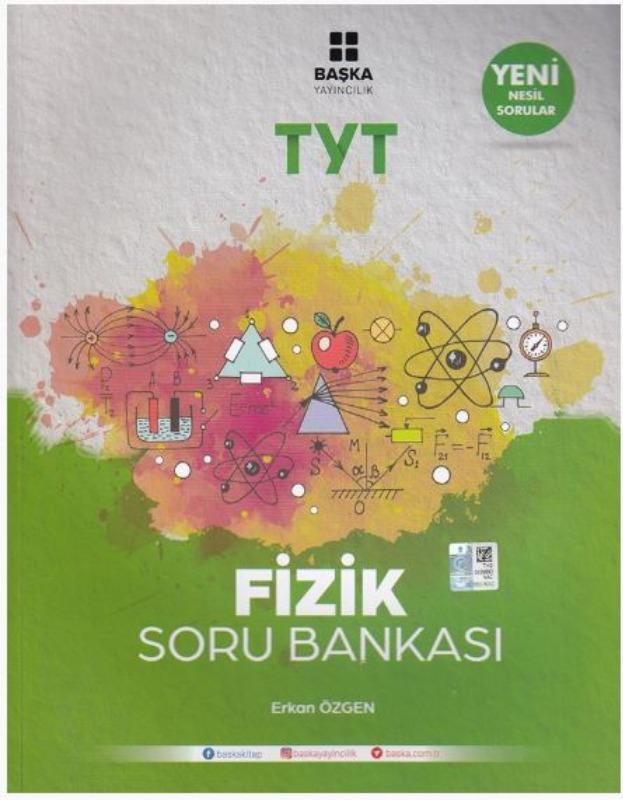 Başka Yayıncılık TYT Fizik Soru Bankası