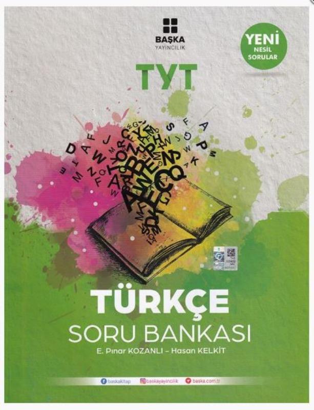 Başka Yayıncılık TYT Türkçe Soru Bankası
