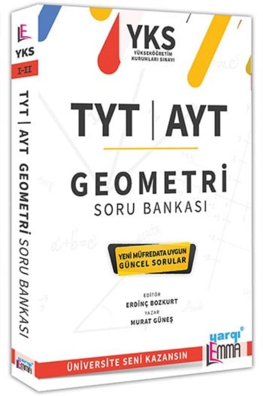 Yargı Lemma TYT AYT Geometri Soru Bankası