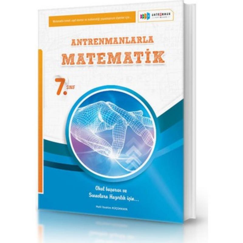 Antreman Yayınları 7. Sınıf Antrenmanlarla Matematik