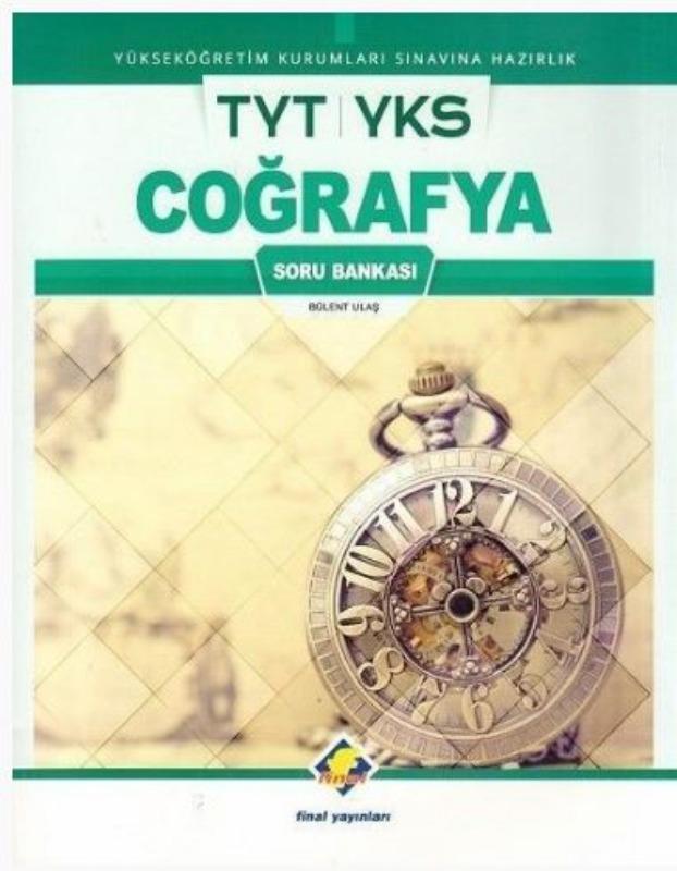Final Yayınları TYT Coğrafya Soru Bankası