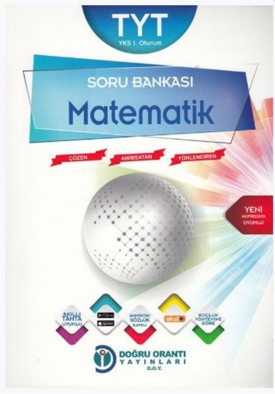 Doğru Orantı Yayınları TYT Matematik Soru Bankası