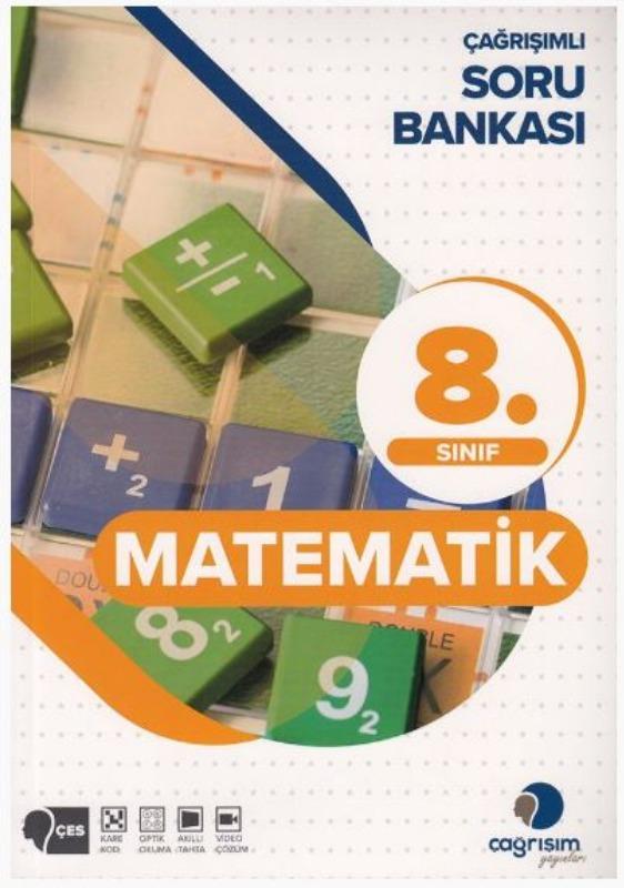 Çağrışım Yayınları 8. Sınıf Matematik Soru Bankası