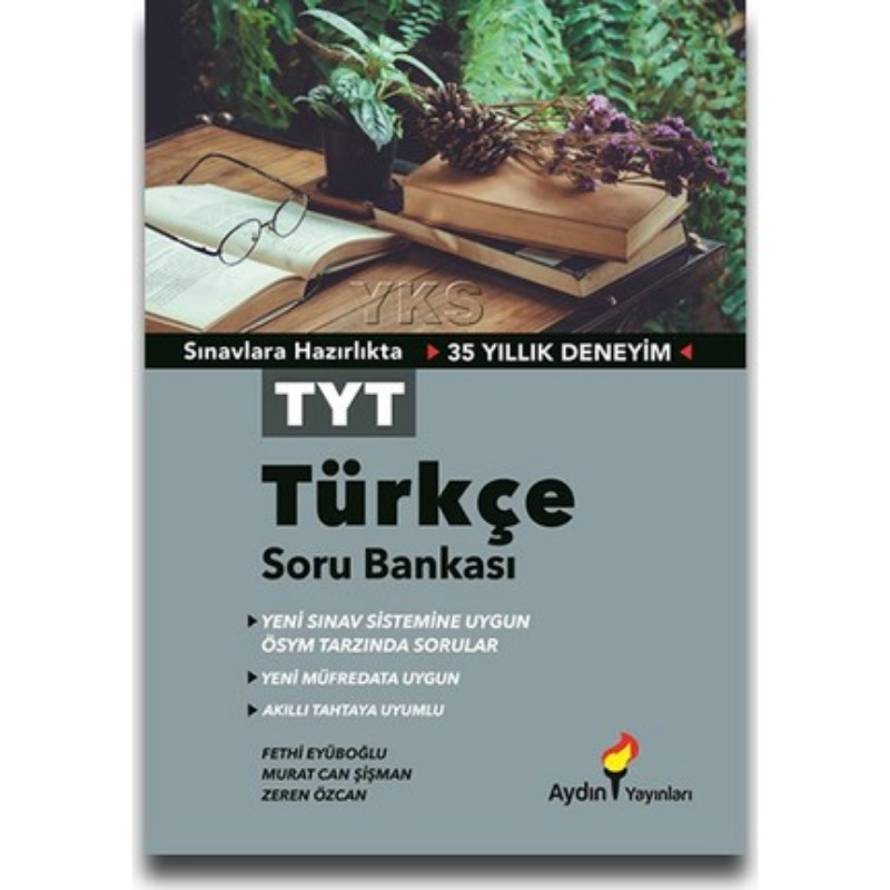 TYT Türkçe Soru Bankası Aydın Yayınları