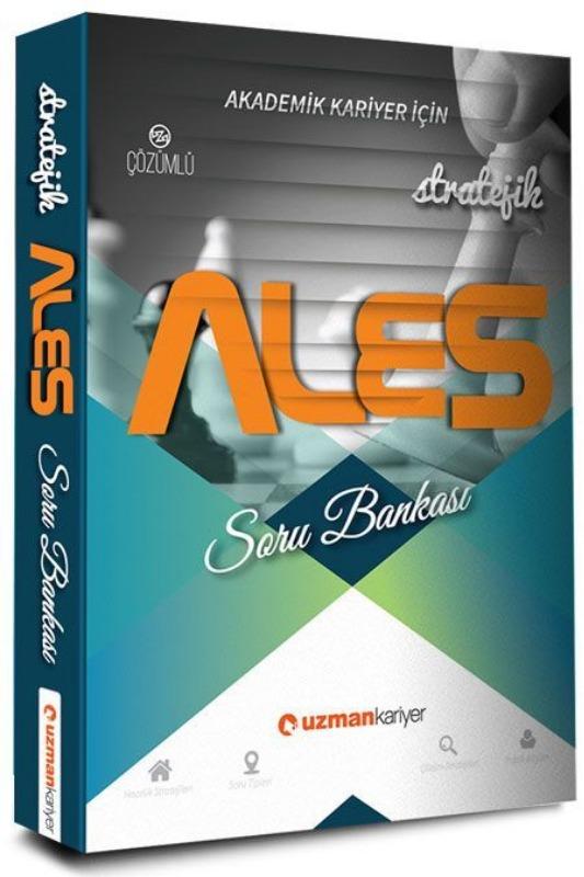 Uzman Kariyer 2019 ALES Stratejik Soru Bankası