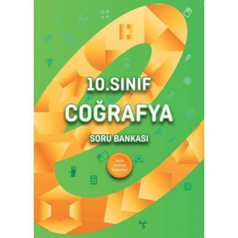10.Sınıf Coğrafya Soru Bankası Endemik Yayınları