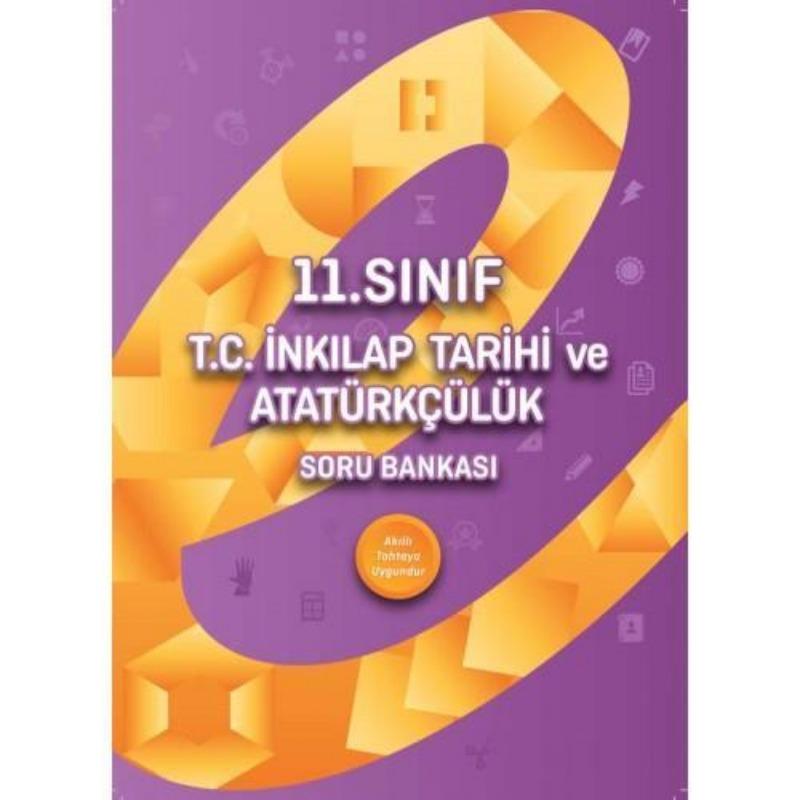 Endemik Yayınları 11.Sınıf T.C İnkılap Tarihi ve Atatürkçülük Soru Bankası