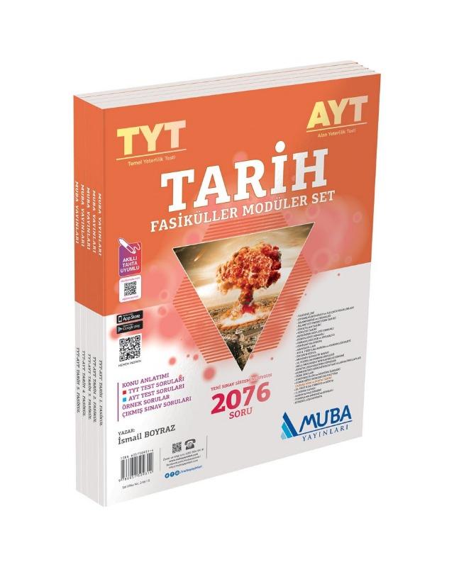 TYT - AYT Tarih Fasiküller Modüler Set