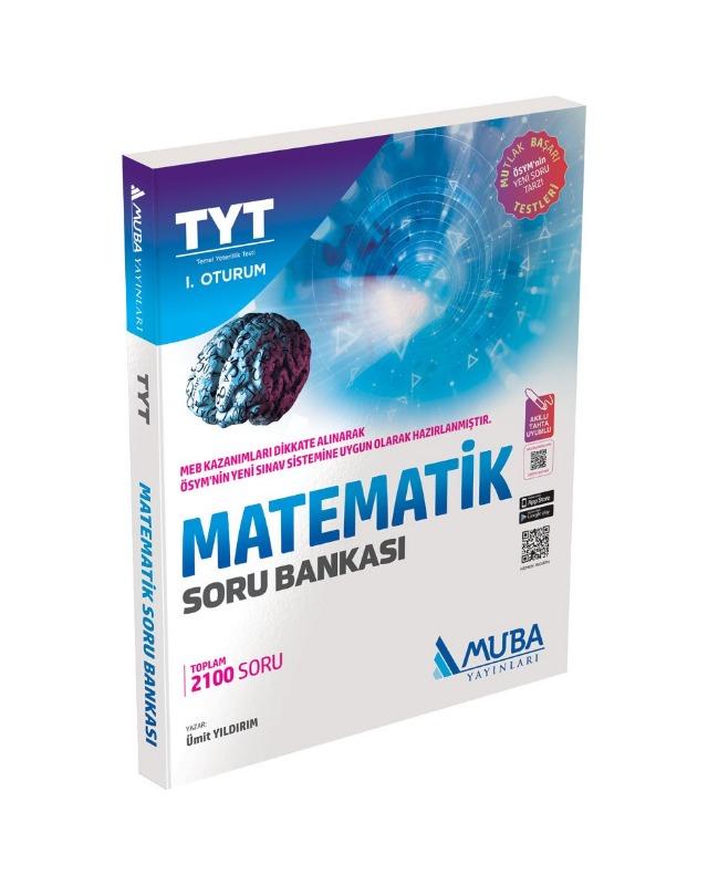 TYT Matematik Soru Bankası Muba Yayınları