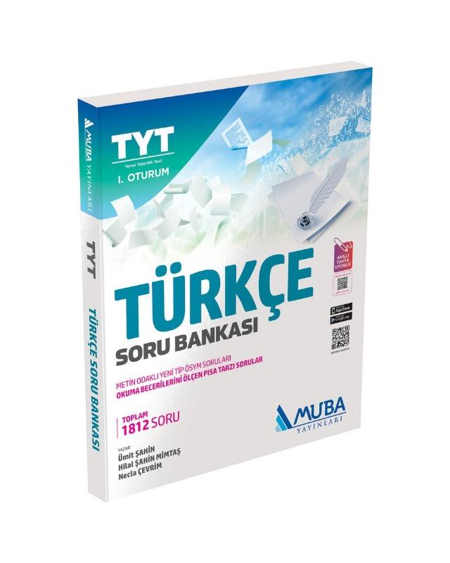 TYT Türkçe Soru Bankası Muba Yayınları
