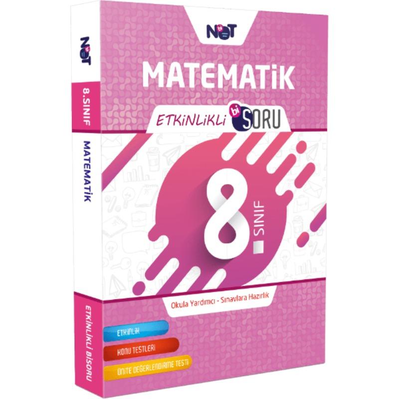 8.Sınıf Matematik Etkinlikli Bi Soru BiNot Yayınları