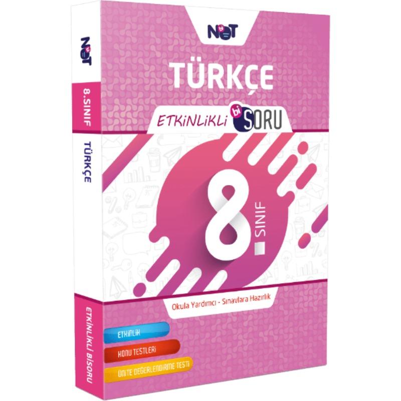8.Sınıf Türkçe Etkinlikli Bi Soru BiNot Yayınları