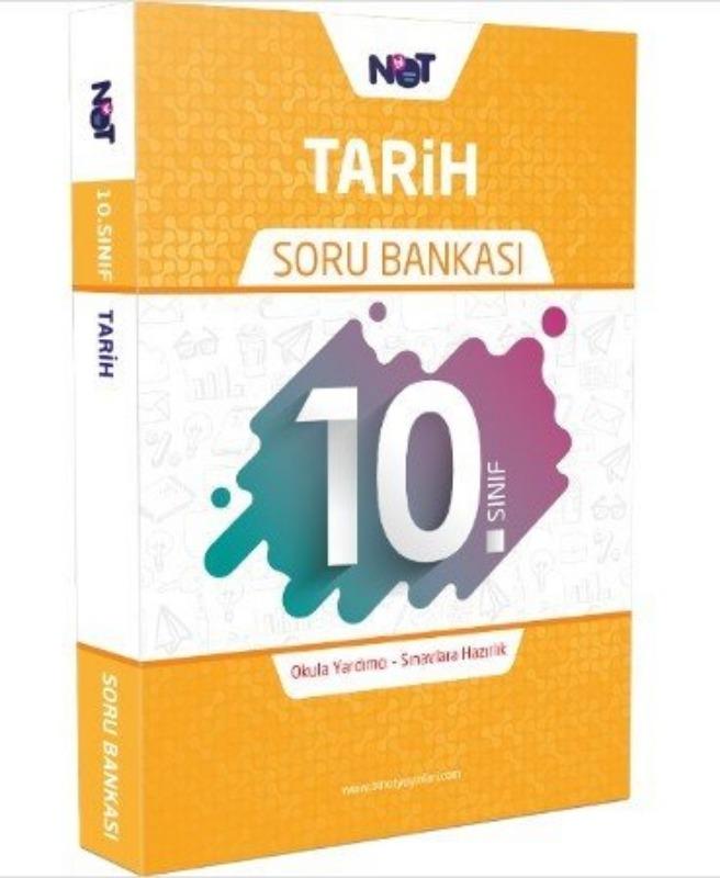 10.Sınıf Tarih Soru Bankası BiNot Yayınları