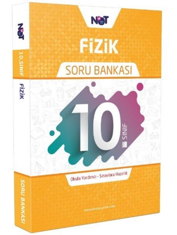 10.Sınıf Fizik Soru Bankası BiNot Yayınları