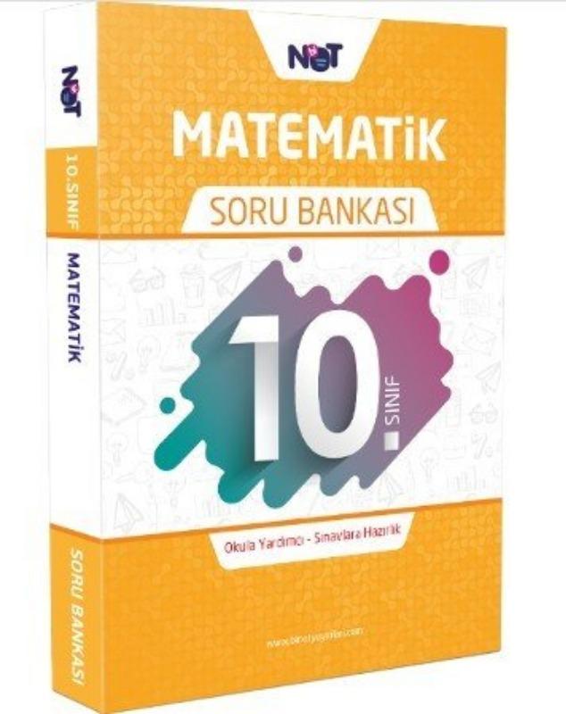 10.Sınıf Matematik Soru Bankası BiNot Yayınları