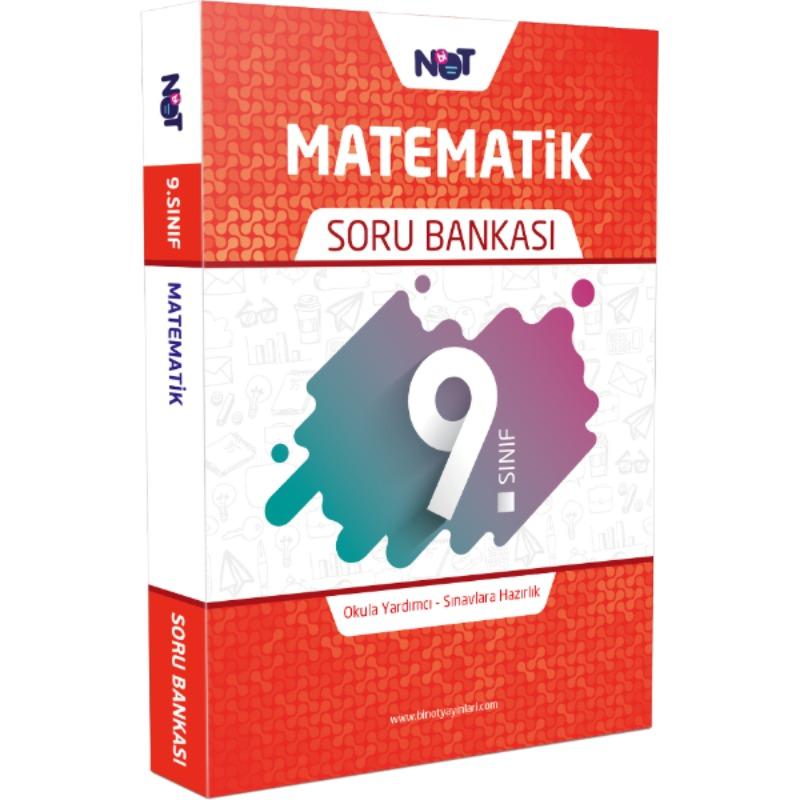 9.Sınıf Matematik Soru Bankası BiNot Yayınları