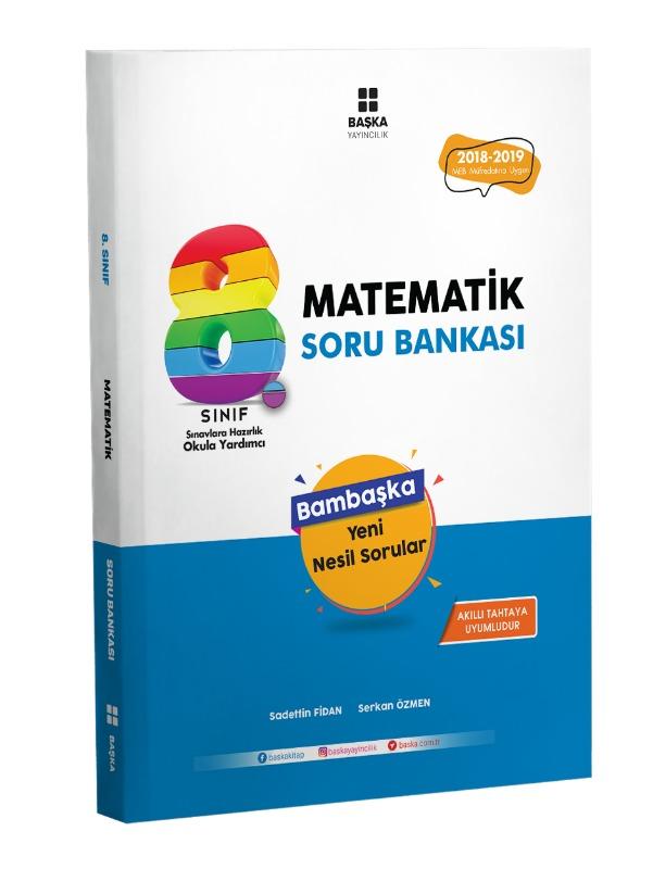 Başka Yayıncılık 8. Sınıf Matematik Soru Bankası