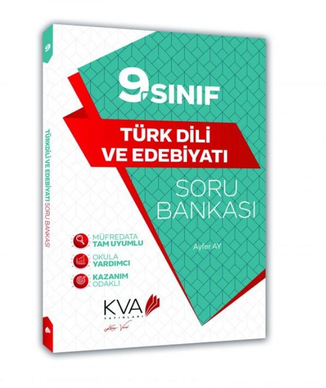 Kva Yayın 9.Sınıf Türk Dili ve Edebiyatı Soru Bankası
