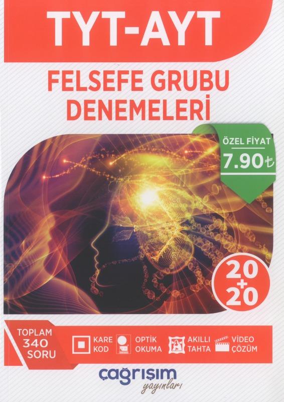 TYT AYT Felsefe Grubu Denemeleri Çağrışım Yayınları