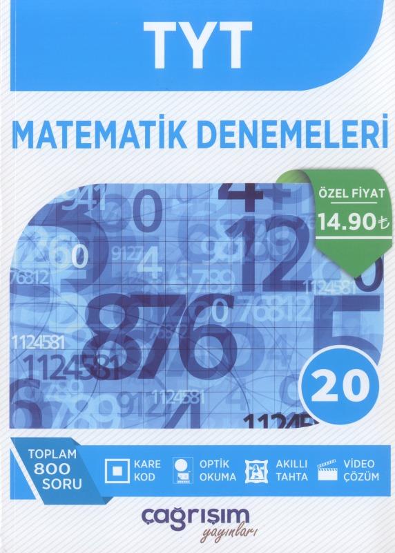 Tyt Matematik Denemeleri  Çağrışım Yayınları