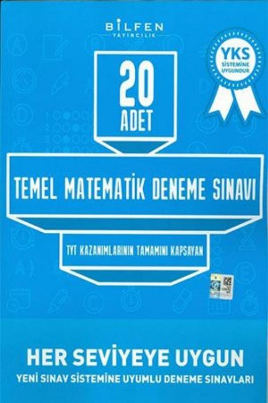 Bilfen Yayınları TYT Temel Matematik 20 li Deneme Sınavı