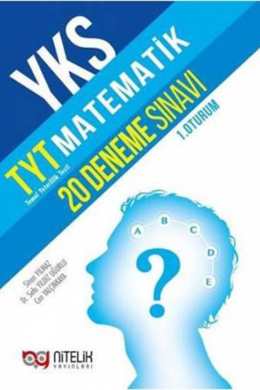 Nitelik Yayınları TYT Türkçe 20 Deneme Sınavı