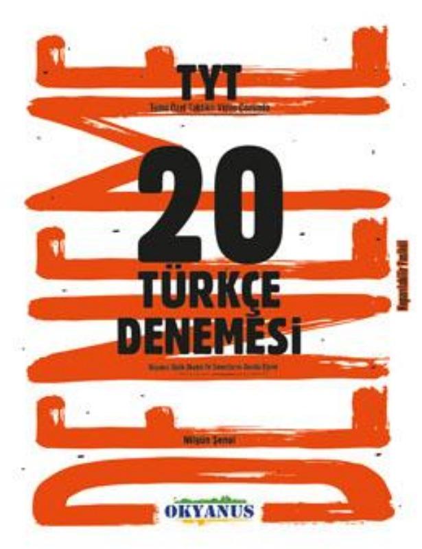 Tyt Türkçe Denemeleri Okyanus Yayınları