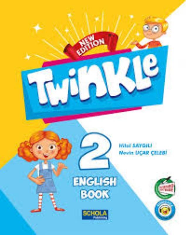 Schola Publishing 2. Sınıf Twinkle English Book
