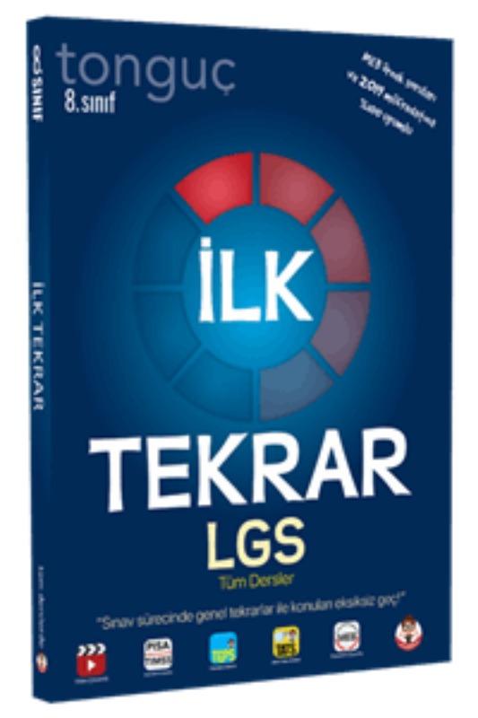 İlk Tekrar LGS  Tonguç Akademi Yayınları